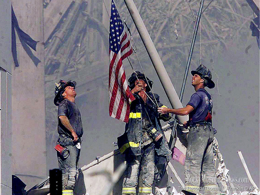 CCUPCA Remembers…9/11