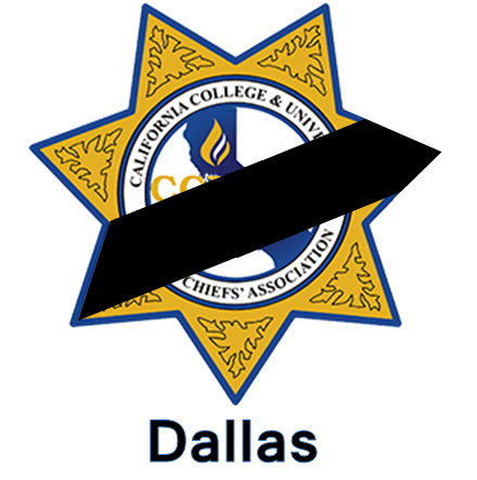 CCUPCA Mourns the loss of Police Officers in Dallas, Texas