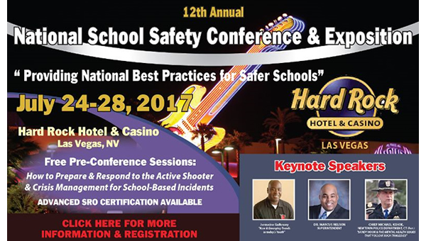 12th Annual Nat.'l School Safety Conference & Expo